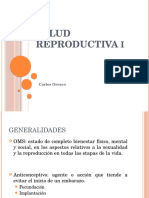 Salud Reproductiva Ppt
