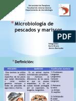 Microbiología de Pescados y Mariscos