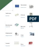materiales usados en la emfermeria