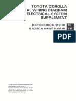 AE92 Wiring Diagram Supp | Ae92 Power Window Wiring Diagram |  | Scribd