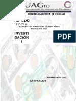 Metodologia de La Investig.