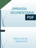 gimnasia segmentaria