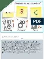 ABC DE COSTOS