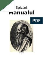 Manualul - Epictet