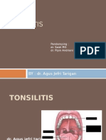 Tonsilitis Jefri