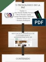 Asociación Española de Contabilidad y Administracion de Empresas