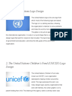 Top 10 logos from the United Nations
