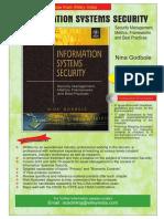 22017375 a Comprehensive Book on InformationSystemsSecurityByNinaGodbole