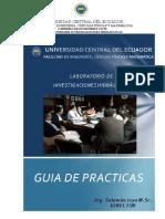 Normativa Para Realizar Prácticas en El Laboratorio de Hidráulica 2015-2016