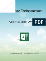 Apostila Excel Avançado de Lucas Magalhães Garcia