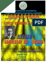 Modelo de Bohr Del Atomo de Hidrogeno