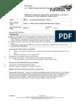 AssessmentTask 1.3 - WHS Hazard Checklist