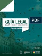 Guia Legal Para Hacer Negocios en Colombia 2012 Capitulo 2