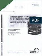 Article DWA Berlin Larinier Travade 2006