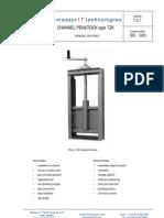 MeasurIT Tehaco TZK Penstocks 0802