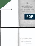 f.jolivet-castelot - La Vie Et l'Ame de La Matiere Texte