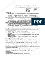 kenney sustainability inquiry lesson plan template