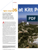 Chaos at Kitt Park