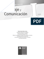 Guía del docente Lenguaje y Comunicación 1º medio