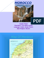 MOROCCO Powerpoint