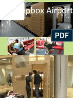 Airport Schlaf Boxen