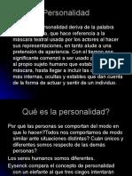 Clase Teórica Personalidad-Incluye MMPI-2
