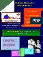 La Kinesiologia Applicata Potente Mezzo Di Indagine