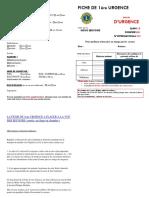 La Fiche Du Lions Club à télécharger au format PDF