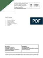 025 Sig Manejo y Disposicion de Borras Contaminadas Con