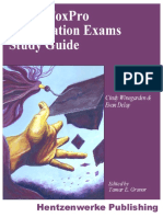 Visual Fox Pro Certification Exams Study Guide