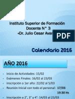 2016.CronogramaInstitucional
