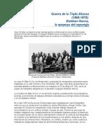 Garcia Esteban - Guerra de La Triple Alianza [Doc]