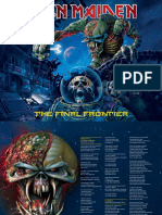 Digital Booklet - The Final Frontier