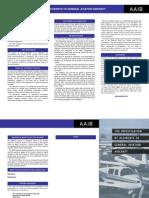 Gen Aviation Leaflet