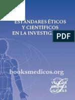 Estandares Eticos y Cientificos en La Investigacion