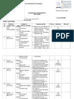 Planificare engleza 2014 -2015