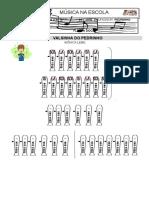2015 - Flauta Doce - Música Valsinha Do Pedrinho