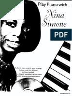 Play piano with... Nina Simone