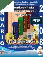 Anuario de precios Guatemala