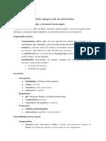 Tema 1. Fisiología de La Sangre y de Los Eritrocitos