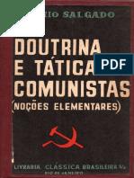 Doutrina e Tática Comunistas - Plínio Salgado
