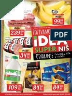 IDEA Super Niš, katalog povodom otvaranja-download