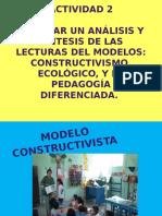 Modelo Constructivista