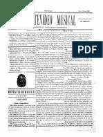 Montevideo Musical 7 - Julio 1885