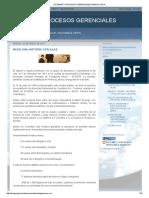 Sistemas y Procesos Gerenciales Avianca Taca