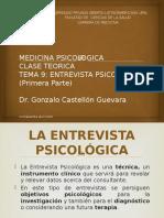 Tema 9 Medicina Psicologica 1ra Parte
