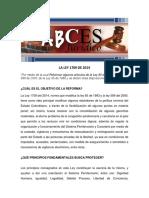 ABCES_LEY_1709_DE_2014