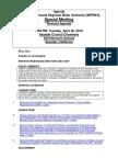 MPRWA Special Meeting REVISED Agenda Packet 04-26-16
