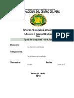 Informe 1labora.maquinas Hidra