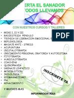 PUBLICIDAD CURSOS NUEVOS